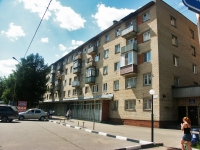 Serpukhov, Voroshilov st, house 129. Apartment house