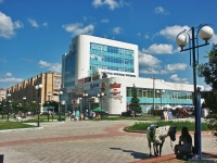 Serpukhov, shopping center PLAZA, Voroshilov st, house 130А