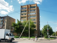 Serpukhov, Voroshilov st, house 131. Apartment house