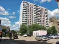 Серпухов, улица Ворошилова, дом 135. многоквартирный дом