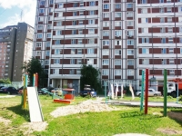 谢尔普霍夫市, Voroshilov st, 房屋 135. 公寓楼