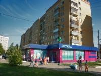 Serpukhov, Voroshilov st, house 140. Apartment house