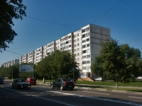 Серпухов, улица Ворошилова, дом 155. многоквартирный дом