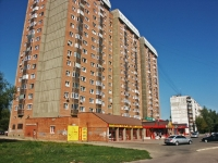 Serpukhov, Voroshilov st, house 163. Apartment house