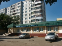 Serpukhov, Voroshilov st, house 165. Apartment house