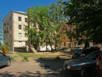 Serpukhov, Voroshilov st, house 241. Apartment house
