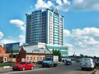 Серпухов, Борисовское шоссе, дом 1. офисное здание
