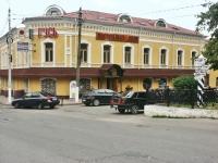 Серпухов, гостиница (отель) Постоялый двор, улица 2-я Московская, дом 2