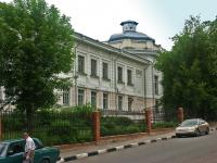 谢尔普霍夫市, 医院 им.Семашко А.А., 2-ya moskovskaya st, 房屋 8