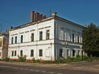 Серпухов, улица 2-я Московская, дом 53. многоквартирный дом