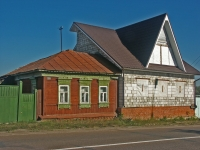 Serpukhov, 2-ya moskovskaya st, house 105. Private house