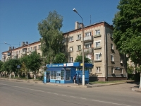 Serpukhov, Gorky st, house 12. Apartment house