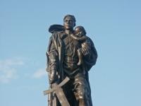 Serpukhov, monument Воину-освободителюKrasnaya Gora st, monument Воину-освободителю