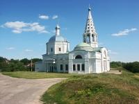 谢尔普霍夫市, 大教堂 ТроицкийKrasnaya Gora st, 大教堂 Троицкий