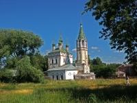 谢尔普霍夫市, 教堂 Троицкая, Sitsenabivnaya st, 房屋 5