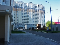 Serpukhov, Tsentralnaya st, house 142. Apartment house