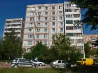 Serpukhov, st Tsentralnaya, house 162. Apartment house