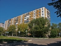 Serpukhov, Mishin Ln, house 16. Apartment house