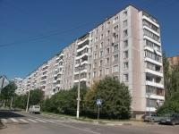 Serpukhov, Ln Mishin, house 18. Apartment house
