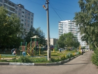 Serpukhov, Mishin Ln, house 18. Apartment house