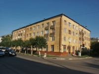 Serpukhov, Krupskoy st, house 8. Apartment house