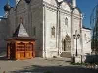 Serpukhov, cloister Владычный, Oktyabrskaya st, house 40