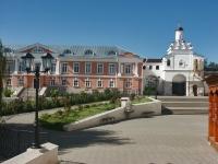 Серпухов, монастырь Владычный, улица Октябрьская, дом 40