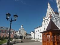 谢尔普霍夫市, 修道院 Владычный, Oktyabrskaya st, 房屋 40