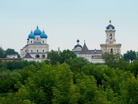 谢尔普霍夫市, 修道院 ВысоцкийBolshoy Vysotsky alley, 修道院 Высоцкий