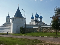 Серпухов, монастырь ВысоцкийБольшой Высоцкий переулок, монастырь Высоцкий