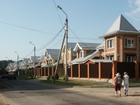 Серпухов, Вид на улицу Захаркинаулица Захаркина, Вид на улицу Захаркина