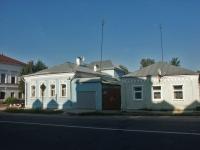 Serpukhov, Chekhovsky alley, house 12