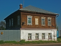 Serpukhov, Uglovaya st, house 1. Apartment house