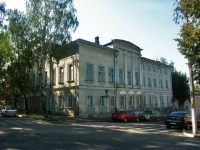 Serpukhov, trade school Серпуховское медицинское училище, Aristov st, house 12