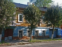 Serpukhov, Revolyutsii st, house 18. Apartment house