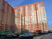 Khimki, Bolnichny Ln, house 1. Apartment house