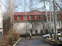 neighbour house: st. Vishnevaya, house 10А. office building