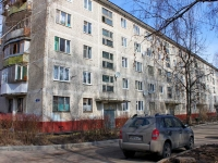 Khimki, Vishnevaya st, house 10. Apartment house