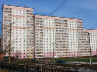 Khimki, Vishnevaya st, house 19. Apartment house