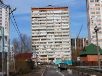 Khimki, Dachny 1-y alley, house 11. Apartment house