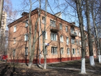neighbour house: st. Pervomayskaya, house 15. Apartment house