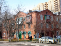 neighbour house: st. Pervomayskaya, house 17. Apartment house
