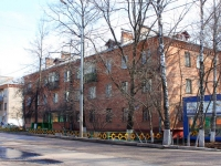 Khimki, Pervomayskaya st, house 22. Apartment house