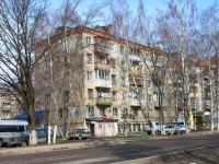 neighbour house: st. Pervomayskaya, house 27. Apartment house