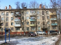 neighbour house: st. Pervomayskaya, house 28. Apartment house