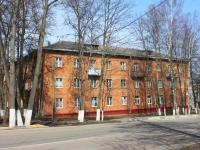 neighbour house: st. Pervomayskaya, house 47. Apartment house