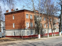 neighbour house: st. Pervomayskaya, house 51. Apartment house