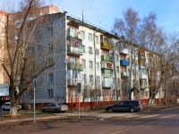Khimki, Chapaev st, house 22. Apartment house