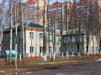neighbour house: st. Chapaev, house 24. nursery school №4, Петушок