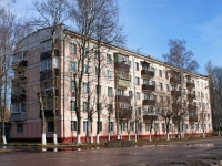 Khimki, Chapaev st, house 26. Apartment house